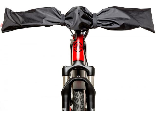 Fahrer Berlin E-Bike Lenkerschutz